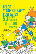 Color Yourself Happy Postcards