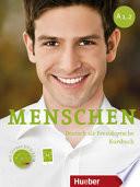 Menschen   Deutsch als Fremdsprache  A1 2   Kursbuch  mit Lerner DVD ROM