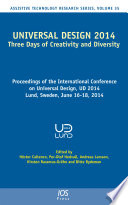 Universal Design 2014: Three Days of Creativity and Diversity