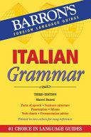 Italian Grammar