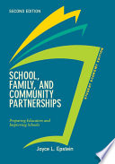School Family And Community Partnerships Student Economy Edition