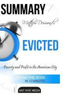 Matthew Desmond s Evicted