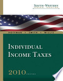 South Western Federal Taxation 2010  Individual Income Taxes