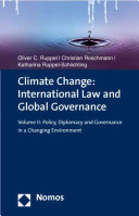 Climate Change  International Law and Global Governance