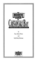 Insiders  Guide to Virginia s Chesapeake Bay