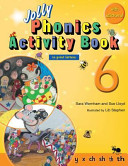 Jolly Phonics Activity Book 6  in Print Letters