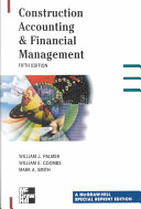 Construction Accounting   Financial Management
