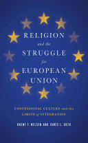Religion and the Struggle for European Union