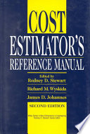 Cost Estimator s Reference Manual