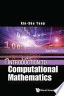 Introduction To Computational Mathematics book