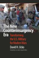 download ebook the new counterinsurgency era pdf epub