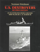 U S  Destroyers