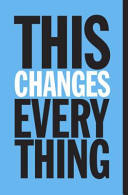 This Changes Everything-book cover