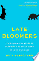 Late Bloomers Book PDF