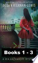The Mia Kazmaroff Mysteries, 1-3 Pdf/ePub eBook
