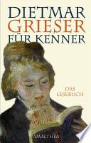 Dietmar Grieser f  r Kenner