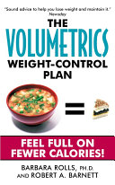 The Volumetrics Weight Control Plan