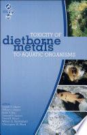 Toxicity Of Dietborne Metals To Aquatic Organisms