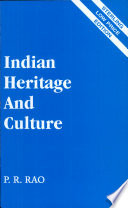 Indian Heritage and Culture