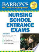 Barron s Nursing School Entrance Exams