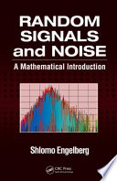 Random Signals And Noise : important for detecting signals and...