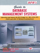 Guide To Database Management Systems (q & A)
