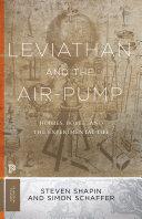 Leviathan and the Air-Pump