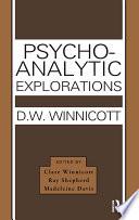 Psycho Analytic Explorations