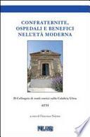 Confraternite  ospedali e benefici nell et   moderna  Atti del II colloquio di studi storici sulla Calabria ultra