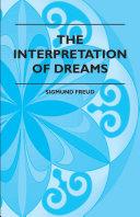 download ebook the interpretation of dreams pdf epub