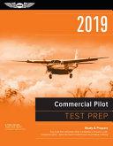 Commercial Pilot Test Prep 2019