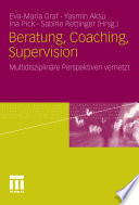 Beratung, Coaching, Supervision