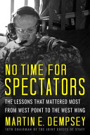 No Time for Spectators Book PDF