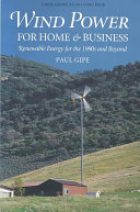 Wind Power for Home   Business