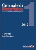 Giornale di metafisica (2012)