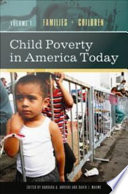 Child Poverty in America Today