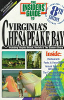 The Insiders  Guide to Virginia s Chesapeake Bay Book PDF