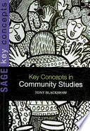 Key Concepts in Community Studies