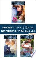Harlequin Medical Romance September 2017 Box Set 2 Of 2