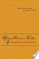 African American Writers and Classical Tradition