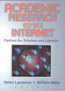 Academic Research on the Internet