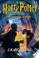 couverture Harry Potter et les Reliques de la Mort