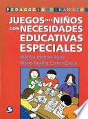 Juegos para ni  os con necesidades educativas especiales