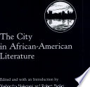 The City in African American Literature