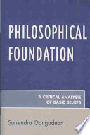 Philosophical Foundation