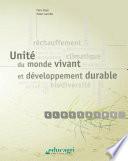 Unité du monde vivant et développement durable