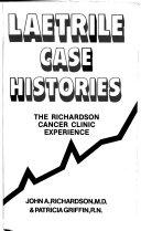 download ebook laetrile case histories pdf epub