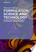 Formulation Science and Technology