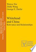 Whitehead and China