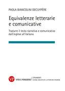 Equivalenze letterarie e comunicative